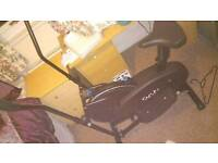 2 in 1 Cross trainer for sale