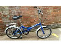 Reflex - Folding bike