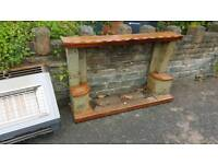 Chimney breast or souround (FREE TO COLLECTOR )