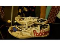 Paddington bear shoes