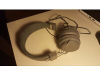 Urbanears Plattan Headphones - Dark Grey