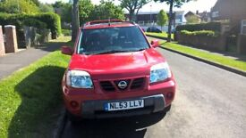NISSAN XTRAIL 2.2Di manual
