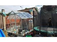 6 x 8 Greenhouse