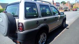 freelander 2.5 auto