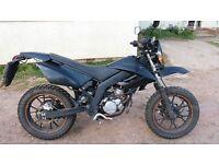 AJS JSM50cc Supermoto