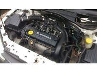 Vauxhall Combo Van (Spares or Repair)