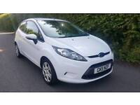 2011 '11' FORD FIESTA 1.25 STYLE GENUINE 79K MOT NOV 18