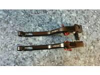 Suzuki gsxr 1000 2007-2008 puig levers brake and clutch