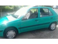 Peugeot 106 1.4 auto 1 years mot