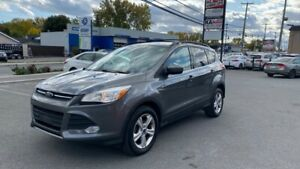 2013 FORD ESCAPE SE FWD 1.6L 4 CYL AUT NAV CUIR 8999$