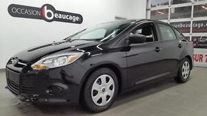 2014 Ford Focus S + AIR CLIMATISE + AUTOMATIQUE