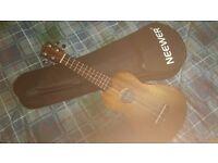Pureton kahuna mahogany soprano ukelele with padded bag...as new unwanted gift..bargain