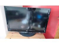 """42"""" flatscreen LG TV"""