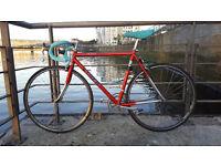 Rare Vintage Trek 470 Aluminimum Race
