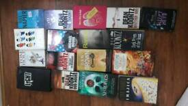 44 books for sale
