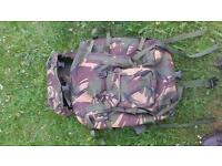 army bergen backpack
