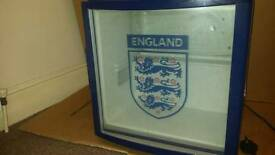 England Beer Fridge