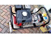 2.2KVA Honda Clarke Generator - Catering Trailer, Mobile Mechanic / Valeter