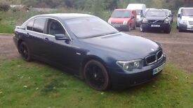 BMW 7 Series 4.4 745i 4dr Drives Great Needs Little Tlc