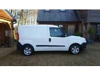 2013 Fiat Doblo 1.3 Multijet Van (Spares or Repair).