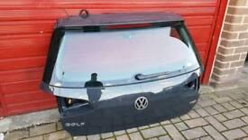 GENUINE VW GOLF MK7 TAILGATE WITH CLEAR WINDOW GTD GTI TSI TDI WINDSCREEN 2013-2017