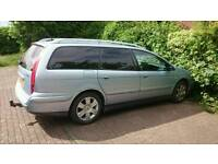 Citroën C5 2.0hdi cheap diesel estate with huge boot drive away