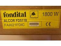 Fondital Electric Heater