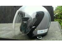 Adult motorcycle helmet