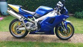 Yamaha YZF1000 R1 1999