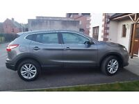 For Sale Nissan Qashqai Acenta with smart vision pack.
