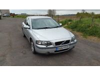 Volvo S60 D5 Diesel Manual 2002 in very good condition