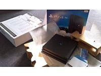 PlayStation 4 Pro, 1 TB. NEW