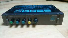 Boss rce 10 chorus half rack effect