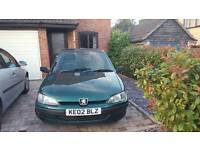 Peugeot 106 Independence 1.1 '02