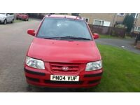 Hyundai matrix automatic very low milage only 76000 hpi clear immaculate condition inside out