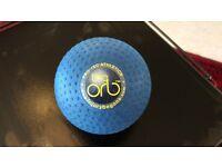 Pro-Tec Athletics 5-Inch Diameter Blue The Orb Deep Tissue High Density Massage Ball