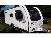 Stunning 2012 Coachman Pastiche 460/2 Touring Caravan for sale with full service history.