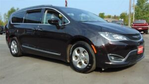 2017 Chrysler Pacifica TOUR-L PLUS - NAV - LEATHER - TOW GROUP