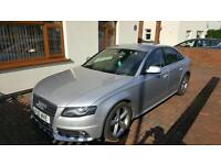 Look! Look! Audi A4 Sline at bargain price!