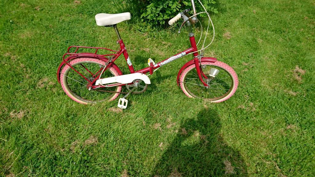 Cheap bikein Huntingdon, CambridgeshireGumtree - Folding bike, fully usable, just rusty and tatty.Ideal train station bike or pub bike Can be delivered Other bikes available, serviced
