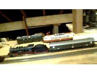 model ho trains