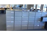 Bisley 4 drawer Filing cabinets