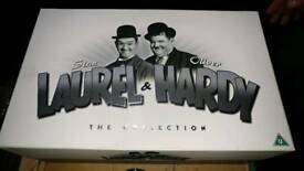 Laurel amd Hardy The Collection boxset