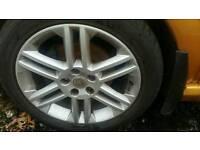 Vauxhall vectra sri alloys pre facelift