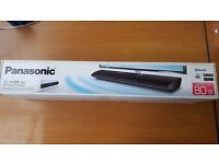 PANASONIC SC-HTB8 BLUETOOTH HOME CINEMA SURROUND SOUND SYSTEM SOUND BAR 80W - BOXED AS NEW £50