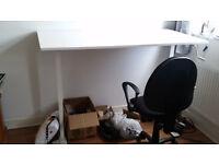 160x80cm Skartsta Standing Desk