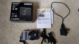Panasonic Lumix TZ100 Camera - Silver