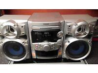 pansonic 5 disc changer etc