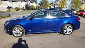 "2012 Cruze LT ""WOW only $109.38 Bi_Weekly"" EVERYONE APPROVED"