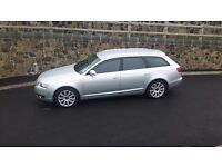 Silver Audi A6 2.7 tdi avant Manual , FSH . 2 Owners From New . Exceptional condition threw out
